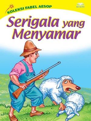 cover image of Serigala Yang Menyamar