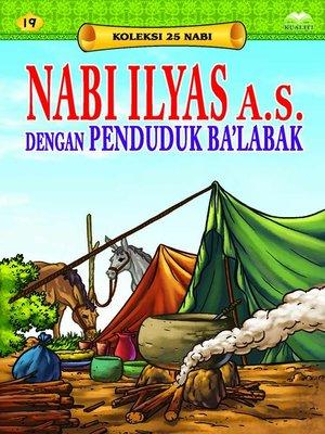 cover image of NabiIlyasa.s.denganPendudukBa'labak