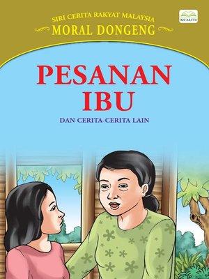 cover image of Pesanan Ibu Dan Cerita-Cerita Lain