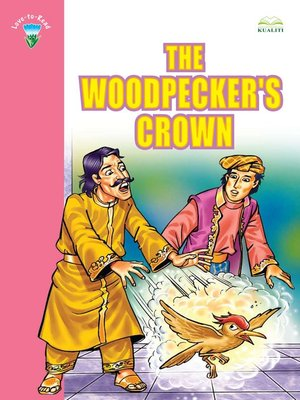 cover image of The Woodpecker's Crown