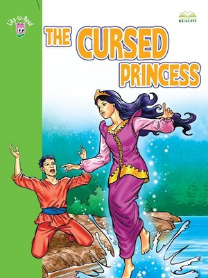 cover image of The Cursed Princess