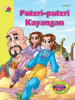 cover image of Puteri-puteri Kayangan