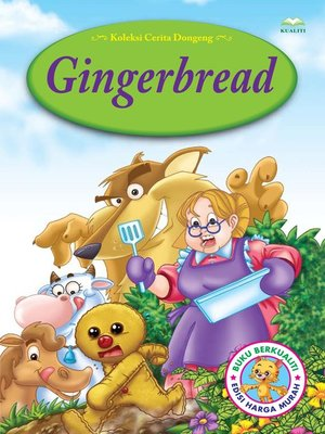 cover image of Gingerbread