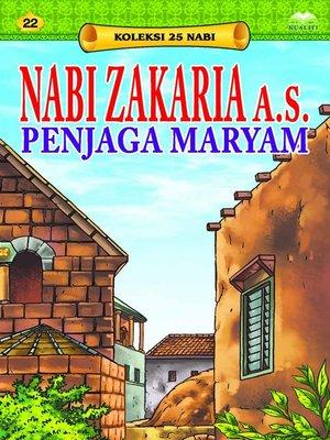 cover image of NabiZakariaa.s.PenjagaMaryam