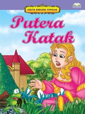 cover image of Putera Katak