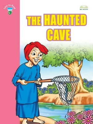 cover image of The Hunted Cave