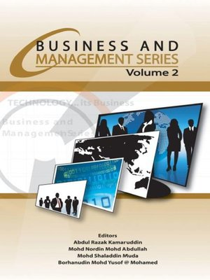 cover image of Business and Management Series, Volume 2