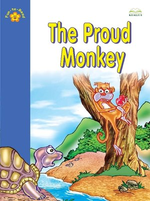 cover image of The Proud Monkey