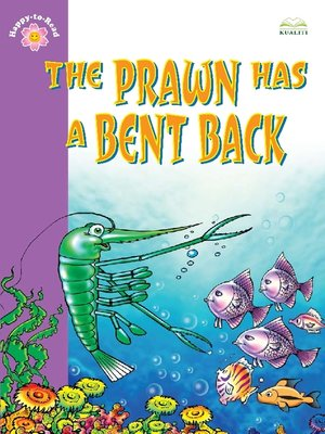 cover image of The Prawn Has A Bent Back