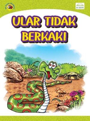 cover image of Ular Tidak Berkaki