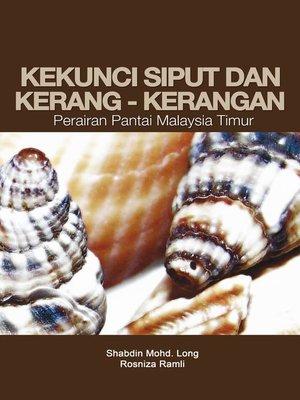 cover image of Kekunci Siput Dan Kerang-Kerangan