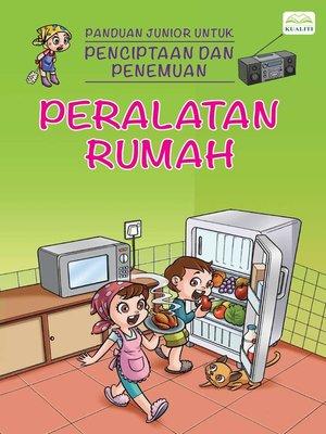 cover image of Peralatan Rumah