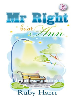 cover image of Mr Right buat Ann