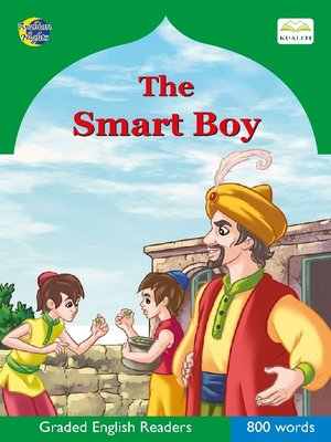 cover image of The Smart Boy