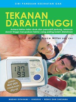 cover image of Tekanan Darah Tinggi