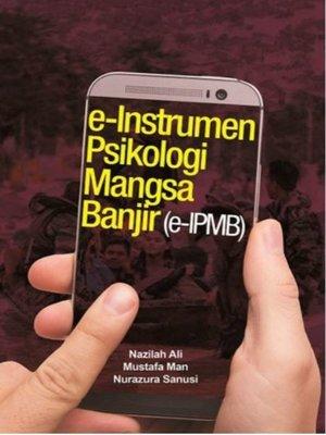 cover image of E-Instrumen Psikologi Mangsa Banjir