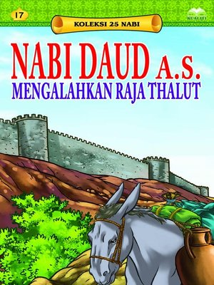 cover image of NabiDauda.s.MengalahkanRajaThalut