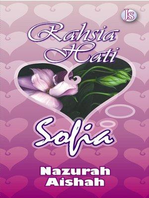 cover image of Rahsia Hati Sofia