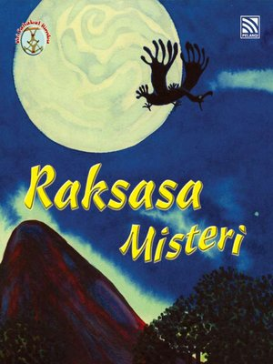 cover image of Raksasa Misteri