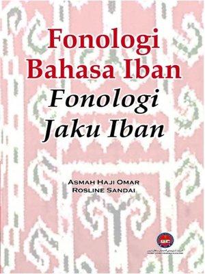 cover image of Fonologi Bahasa Iban