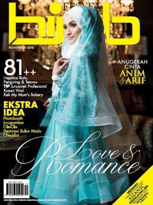 cover image of Hijab Fesyen, November 2016