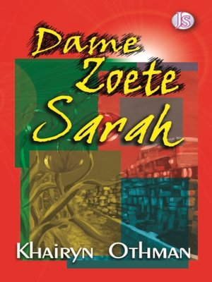 cover image of Dame Zoete Sarah