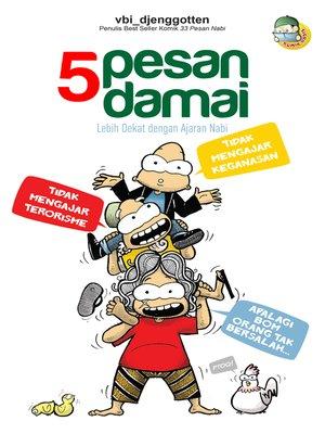 cover image of 5 Pesan Damai