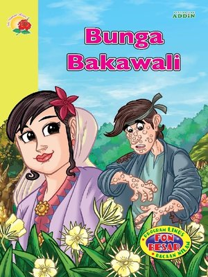 cover image of Bunga Bakawali
