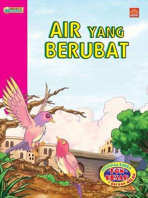 cover image of Air Yang Berubat