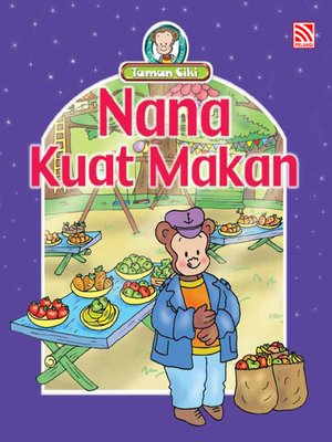 cover image of Nana Kuat Makan
