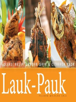 cover image of Lauk Pauk