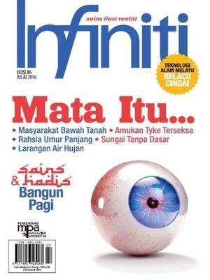 cover image of Infiniti, Julai 2016