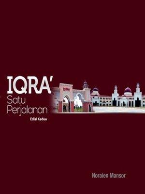 cover image of Iqra' Satu Perjalanan Edisi Kedua