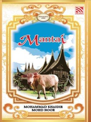 cover image of Mantai