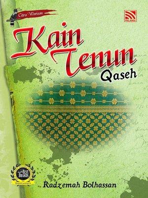 cover image of Kain Tenun Qaseh