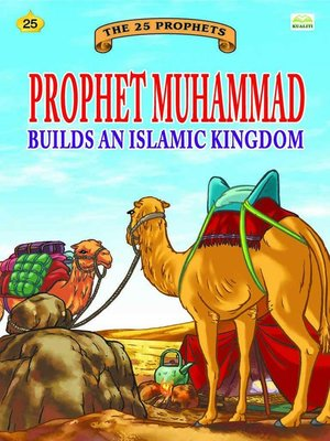 cover image of Prophet Muhammad