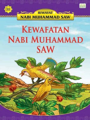 cover image of Kewafatan Nabi Muhammad SAW