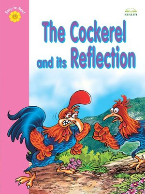 cover image of The Cockerel And Its Reflection