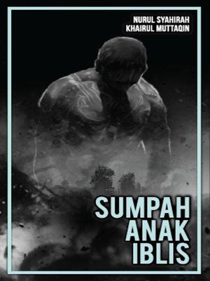 cover image of Sumpah Anak Iblis