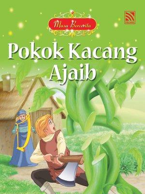 cover image of Pokok Kacang Ajaib