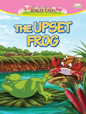 cover image of The Upset Frog