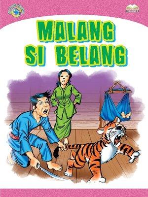 cover image of Malang Si Belang