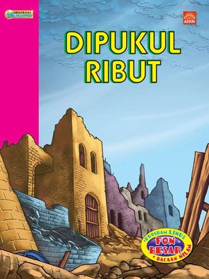 cover image of Dipukul Ribut