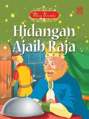cover image of Hidangan Ajaib Raja
