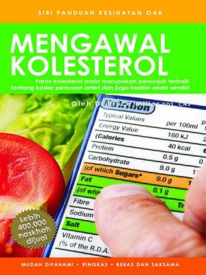 cover image of Mengawal Kolesterol