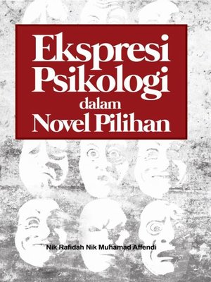 cover image of Ekspresi Psikologi dalam Novel Pilihan