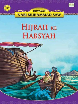 cover image of Hijrah Ke Habsyah