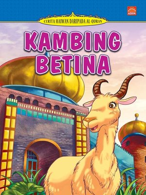 cover image of Kambing Betina