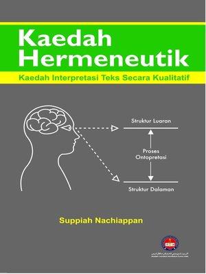 cover image of Kaedah Hermeneutik
