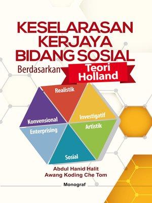 cover image of Keselarasan Kerjaya Bidang Sosial Berdasarkan Teori Holland